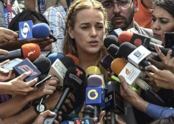 Venezuela: Tras declaraciones de la esposa de Leopoldo López, un domingo de confusiones y peleas entre dirigentes antichavistas