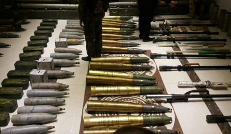 Centro Ruso: El EI y Al Nusra reciben la mayor parte de sus armas de los estados occidentales
