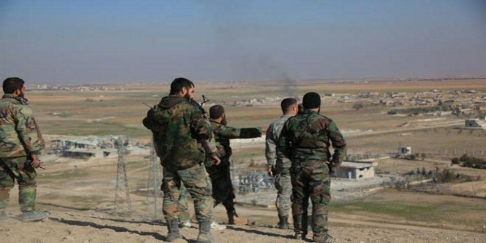 La provincia de Alepo libre del EI: El Ejército sirio aniquila a terroristas en la bolsa de Janasser
