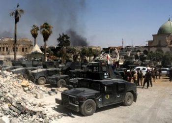 Se registraron 20 ataques suicidas en la ciudad iraquí de Mosul