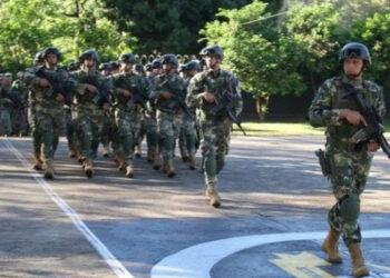 Fuerzas especiales de Paraguay y de los EE. UU. desarrollan entrenamiento conjunto