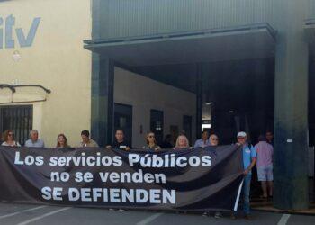 Paro en las ITV de Murcia: las organizaciones sindicales piden el cese del Consejero de Empleo, Universidades y Empresa