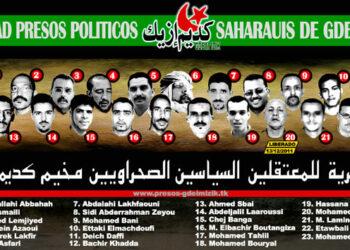 Sahara Occidental. Marruecos aplaza el juicio contra los prisioneros políticos de Gdeim Izik hasta el 18 de julio