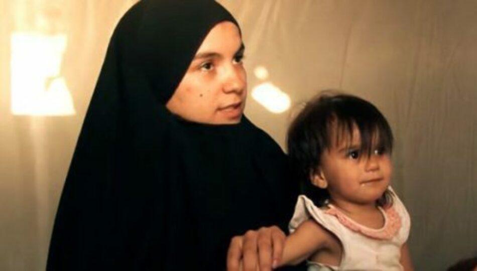 Historias de mujeres que vivían bajo las órdenes del Estado Islámico