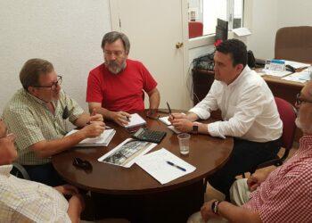 PSOE y Cambiemos Murcia denunciarán ante la CARM la situación de las viviendas de La Paz