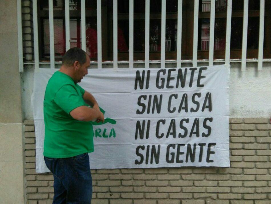 La vivienda no es delito: Libertad para Ricardo