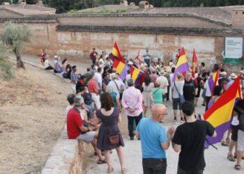 """Podemos Andalucía felicita al movimiento memorialista por la """"conquista"""" del homenaje a las 4.000 víctimas de Granada"""