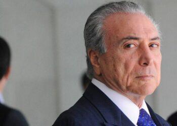 Los que «pretenden parar» Brasil «no lo conseguirán», asevera Michel Temer