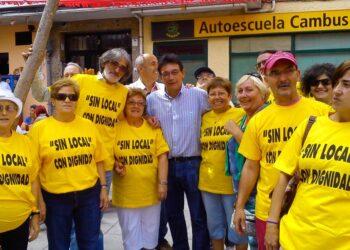 La Justicia declara ilegal el desalojo de la asociación vecinal Torres Bellas ordenado por el alcalde de Alcorcón