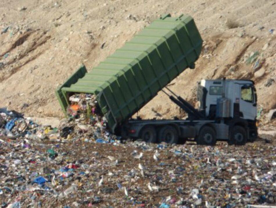 Ecologistas en Acción: «El terrible perjuicio de los vertederos»