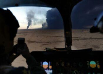¿Qué estrategia usa EIIL para sortear ataques en Tal Afar?