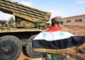Ejército sirio lanza ofensiva imparable anti-Daesh en Deir al-Zur