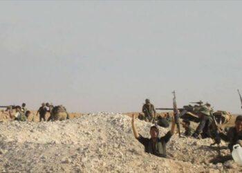 Rebeldes desertores luchan en filas de Ejército sirio
