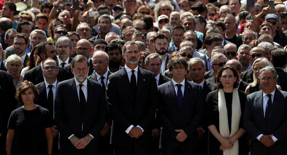 La CUP considera «una hipocresía enorme» que el rey Felipe VI «venga a pasearse» a Barcelona cuando está «contribuyendo a financiar el terrorismo de cariz islámico»