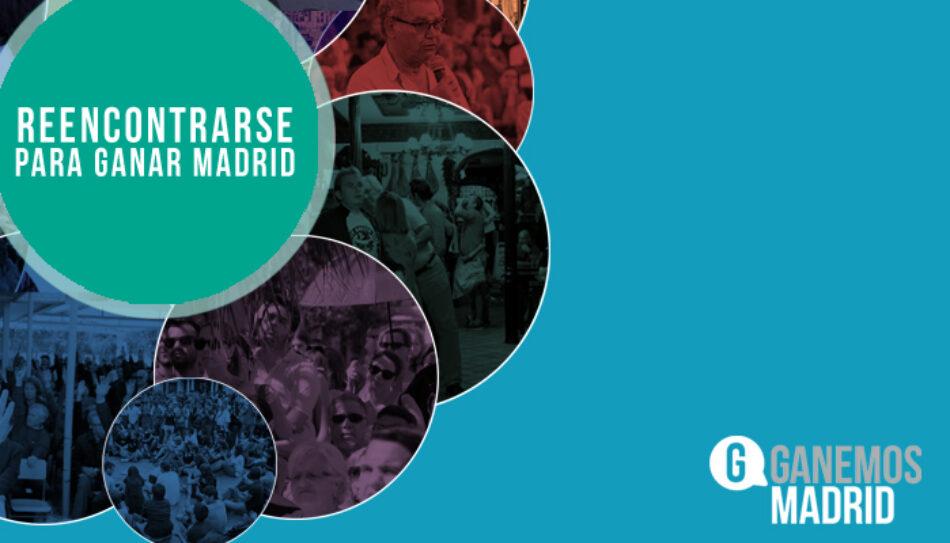Emergencia habitacional en Madrid: cumplamos nuestra promesa de parar todos los desahucios