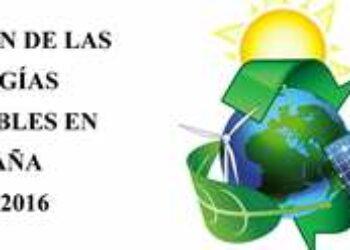 Jornada en septiembre sobre la Situación de las Energías Renovables en España en 2016