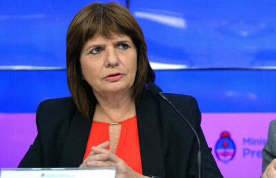 Argentina: El documento que desmiente a la ministra Bullrich sobre la desaparición de Santiago Maldonado