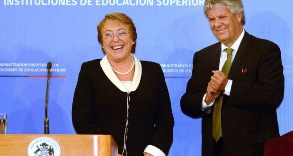 Chile. Reforma a la educación superior de Bachelet: Educación pública como mercado regulado