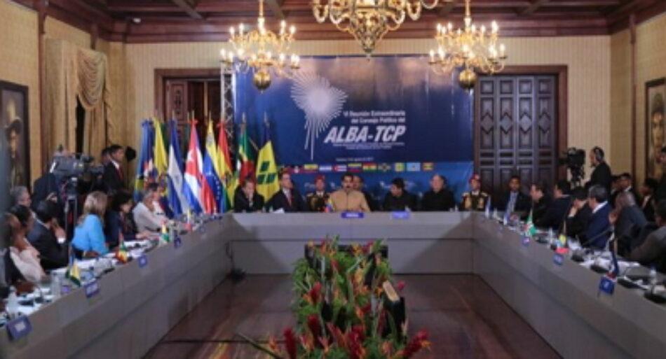 Alba considera necesaria reunión de la Celac y Unasur ante amenaza imperialista sobre Venezuela