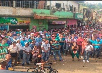 Colombia: Continúa paro de mineros en Remedios y Segovia