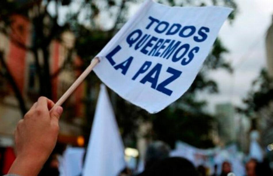 """Colombia / Marcha Patriótica: """"Si no se protege la vida, puede fracasar la paz"""""""
