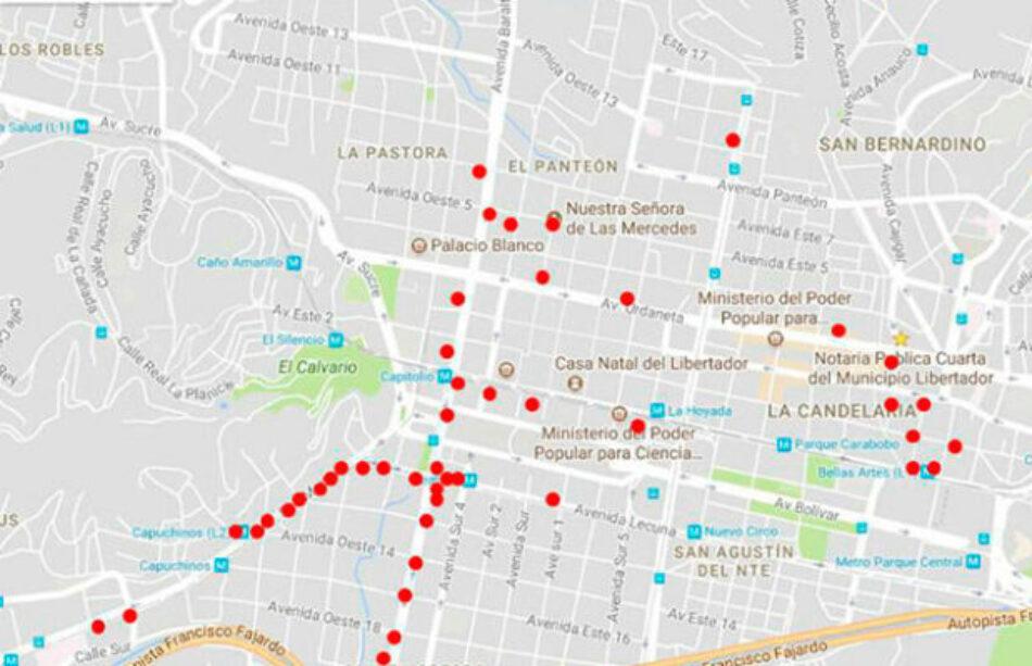 Venezuela: Desactivan plan de asalto al Palacio de Miraflores con estrellas de David