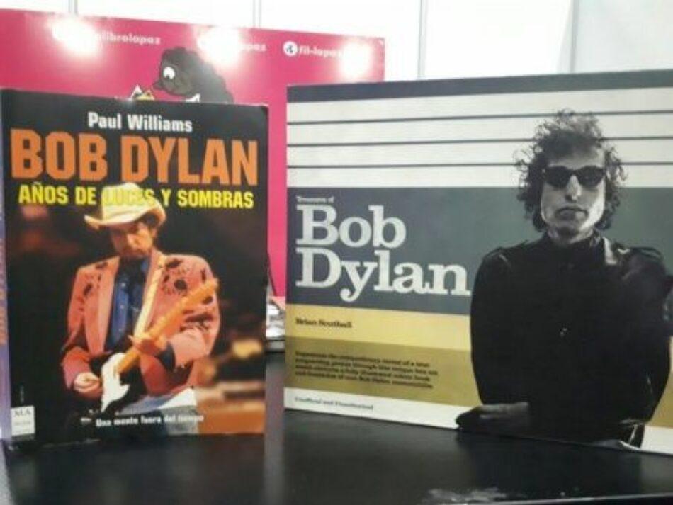 Feria del Libro de La Paz rinde homenaje a obra de Bob Dylan