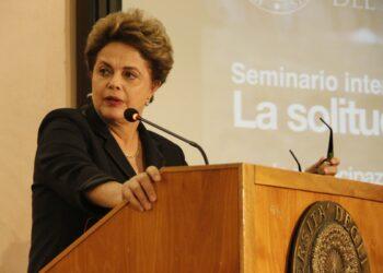 Rousseff encabezará acto contra Temer tras un año del golpe en Brasil