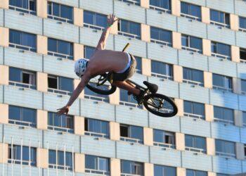 Vigo se convierte en el centro de los deportes urbanos