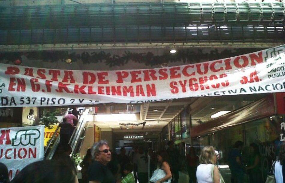 Uruguay. Trabajadores uruguayos y argentinos fueron detenidos, reclamaban a la GFK Argentina por despidos, precarización laboral y persecución gremial