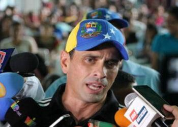 Vinculan al opositor venezolano Capriles con Odebrecht