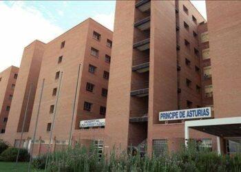 Izquierda Unida Alcalá de Henares muestra su apoyo a los trabajadores del hospital y a la sanidad pública