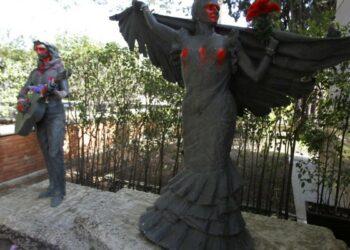 Asociación Cementerios condena los actos vandálicos en la Necrópolis del Este de Madrid y denuncia la falta de seguridad en el recinto
