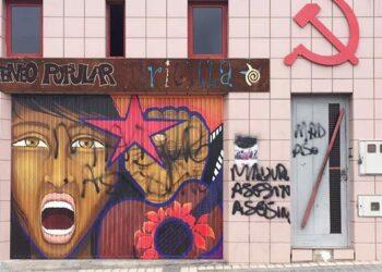Solidaridad de organizaciones populares frente a la agresión contra la sede del PCPC