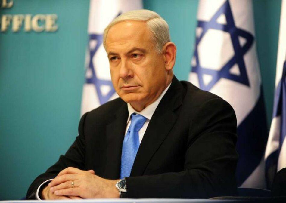 """Inmerso en escándalos de corrupción, Netanyahu acusa a la """"izquierda y los falsos medios"""" de preparar """"un golpe"""""""