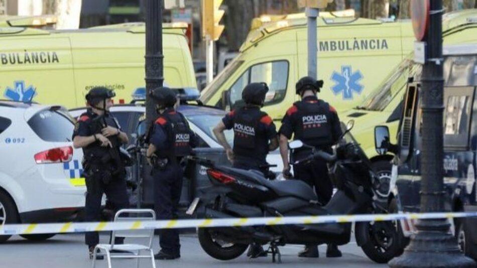 The Sunday Times: El EI utilizó empresas británicas para enviar material militar a España
