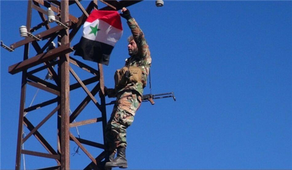 Ejército sirio expulsa al EI de tres ciudades en el Este de Hama