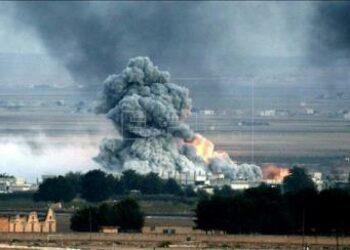 Turquía bombardea siete localidades en poder de la milicia kurda en el norte de Siria