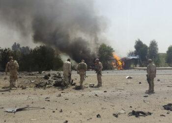 Bombardeo norteamericano contra el Hashid al Shaabi mata a 40
