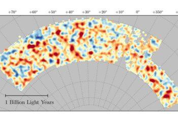 El Dark Energy Survey publica la medida más precisa de la estructura de la materia oscura en el universo