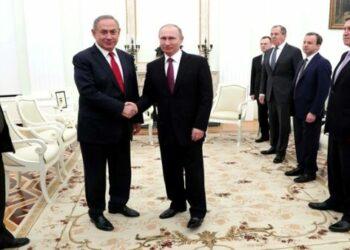 Putin y Netanyahu se reunirán para tratar situación siria