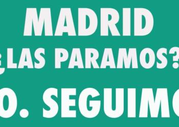 El Gobierno exige a al Ayuntamiento de Ahora Madrid la paralización de la mayor parte de las obras públicas en marcha
