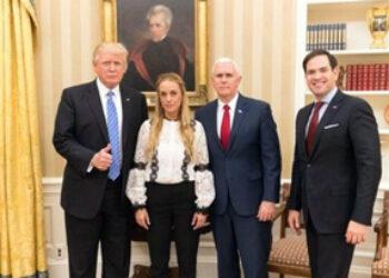 Acusan a Trump de puentear al Departamento de Estado y entregar a Marco Rubio la política hacia Venezuela y Cuba