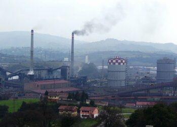 Ecologistas alertan: «Ayer en Gijón subió la contaminación de partículas un 500%»