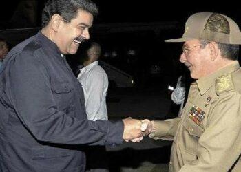 Culminó visita a Cuba presidente Nicolás Maduro