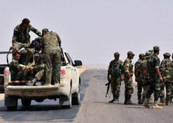 Oriundos de la CEI defendían afueras de Deir Ezzor en Siria