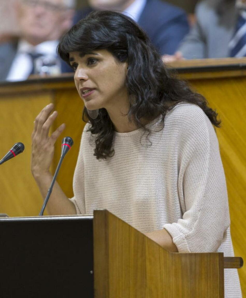 El grupo parlamentario de Podemos Andalucía apoya y se adhiere a la plataforma '40 aniversario' por la libertad sexual de Andalucía