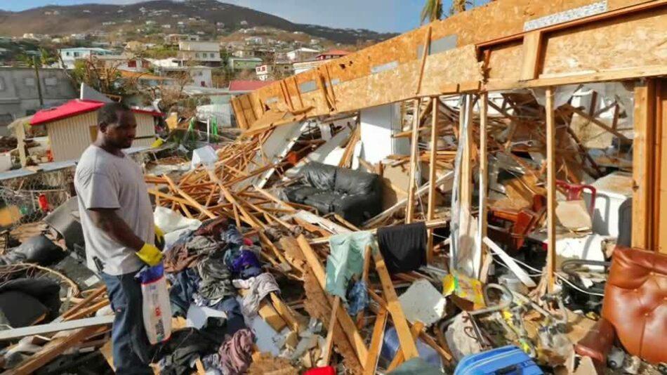 Primer ministro de Dominica tras el paso de María: «Los daños son alucinantes, lo perdimos todo»