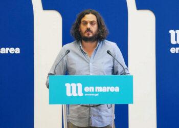 En Marea presenta máis dun cento de emendas á polémica lei de fomento empresarial do PP