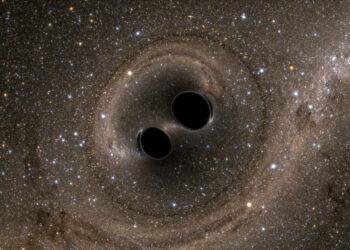 Detectada la cuarta onda gravitacional